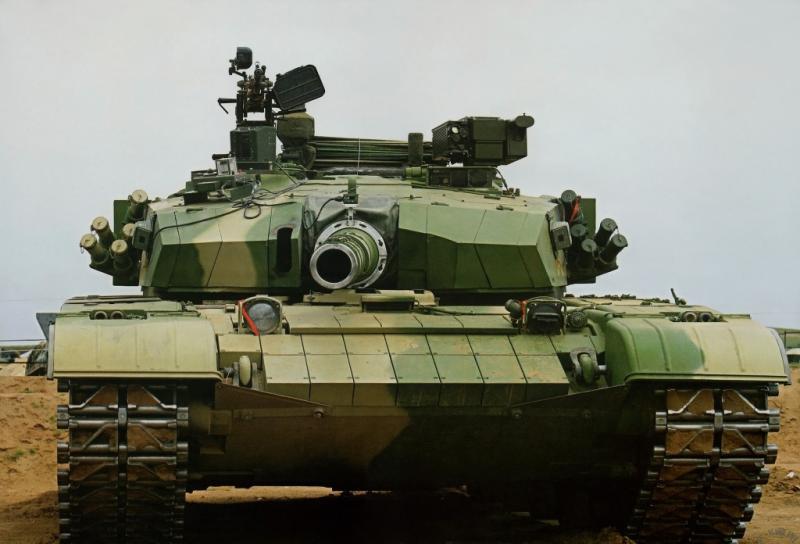 遥控99式坦克